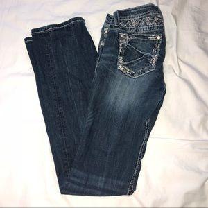 Kids Miss Me Bootcut Jeans